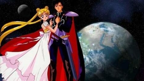 Sailor Moon en el mito griego | Mitología clásica | Scoop.it
