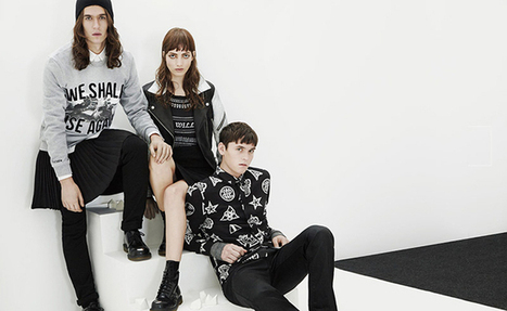 We Are Selecters · Eleven Paris FW14 - Redefined Grunge | the ingredients of style | Scoop.it