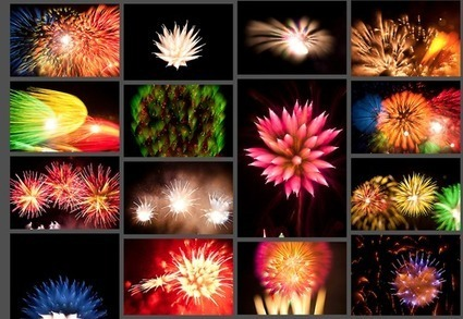 Long Exposure Firework Tutorial | Teaching an 'Art' | Scoop.it