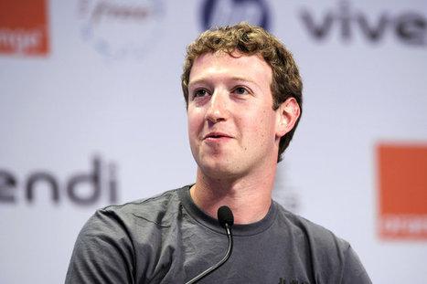 Moins de 13 ans ? Pas de Facebook ! - Europe1   Dangers du Web   Scoop.it