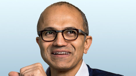 Satya Nadella, Chief of Microsoft, on His New Role | Language, Brains, and ELL News | Scoop.it