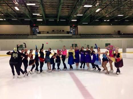 "Photos du journal - Starlights Synchronized Skating Teams | Facebook | ""adult figure skating"" | Scoop.it"