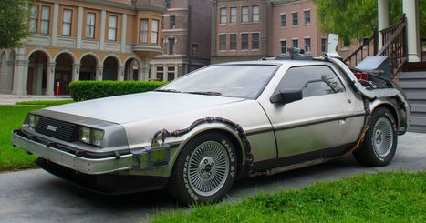 DeLorean sports cars going back into production | Kickin' Kickers | Scoop.it