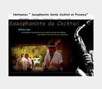 Cocktail Saxophone - NormanSax | Musician 's band aboard Yacht in Monaco | Scoop.it