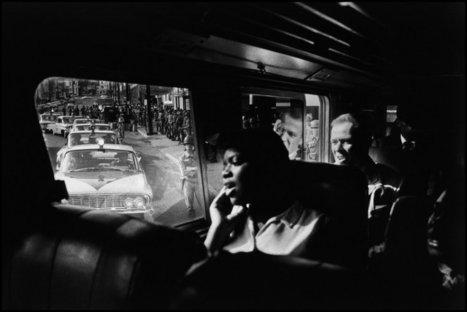 Bruce Davidson, Freedom Riders, Civil Rights, Busing, Montgomery, Alabama, Jackson, Mississippi - LightBox | Black History | Scoop.it