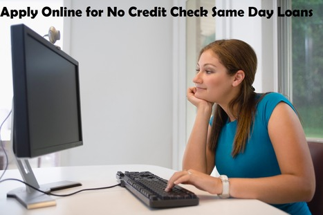 No Credit Check Same Day Loans- Meeting With Your Entire Wishes On Same Day! | Loan till Payday Canada | Scoop.it