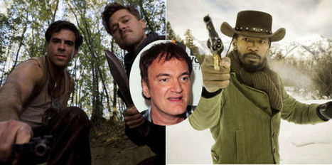 Django Unchained Trilogy and More: Tarantino Talks to Gates | Photography and society | Scoop.it