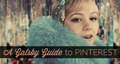 PR Toolbox: A Gatsby-Inspired Guide to Better Success on Pinterest | PR Couture | Pinterest | Scoop.it