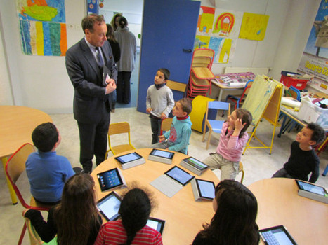 Les écoliers auront tous leur tablette - Toutes les Nouvelles | Visioconférence | Scoop.it