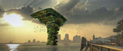 Cet arbre géant et flottant va faire plaisir aux écologistes | Remembering tomorrow | Scoop.it