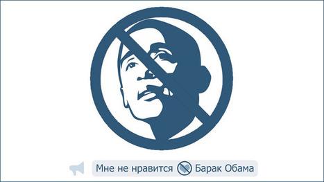 Russian social media flashmob pokes fun at sanctions over Crimea   Social Media & Government   Scoop.it
