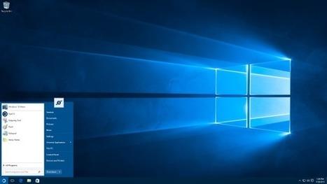 Vous n'êtes pas satisfait de votre Windows 10, transformez le en Winsdows 7 :   Tuitec   Scoop.it
