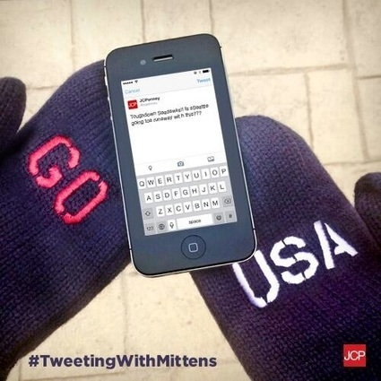Stop Ripping on @JCPenney's. #TweetingWithMittens was brilliant. | MarketingHits | Scoop.it