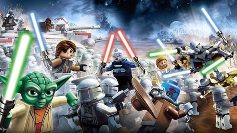 Lego toys are getting more violent, study says | Educommunication | Scoop.it