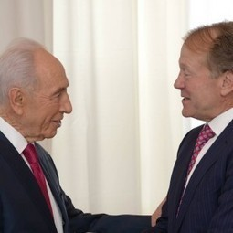 Peres seeks Guinness civics class record | Jewish Education Around the World | Scoop.it