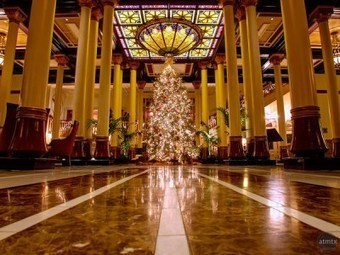 2012 Driskill Hotel ChristmasTree | In and About the News | Scoop.it
