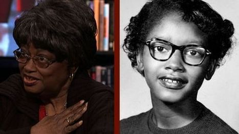 The Other Rosa Parks: Now 73, Claudette Colvin Was First to Refuse Giving Up Seat on Montgomery Bus | Community Village World History | Scoop.it