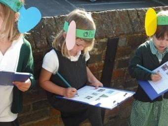Listening walK - Primary school | DESARTSONNANTS - CRÉATION SONORE ET ENVIRONNEMENT - ENVIRONMENTAL SOUND ART - PAYSAGES ET ECOLOGIE SONORE | Scoop.it