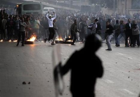 Anti-Government Protests Continue to Rock Egypt    Africa   English   Coveting Freedom   Scoop.it