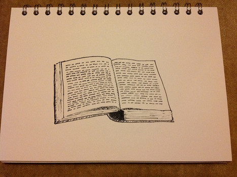 La chaîne du livre papier | Bibliothèque et Techno | Scoop.it