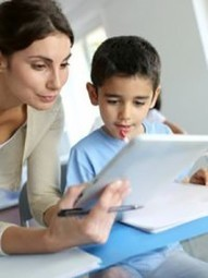 Sharing iPads in Kindergarten Can Mean Higher Test Scores - PsychCentral | iPads in Education | Scoop.it