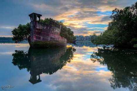 31 Beautiful Decaying Shipwrecks Around The World | DiverSync | Scoop.it