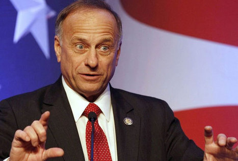 Steve King Says Obama's Call To Jason Collins Marks End Of Civilization | Daily Crew | Scoop.it