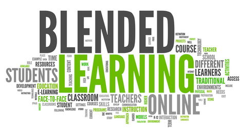 Redefining Blended Learning | Spin Education | Useful Resources | Scoop.it