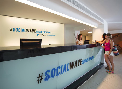 El primer hotel para adictos a Twitter | The Jazz of Innovation | Scoop.it