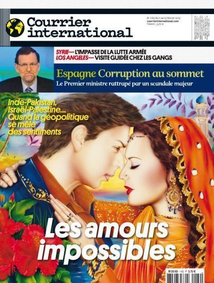 Hebdo n° 1162 du 7 février 2013   Courrier international   Semaine de Presse au CDI André MALRAUX   Scoop.it