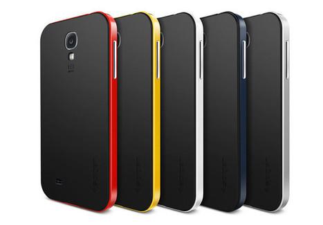 Spigen Neo Hybrid Hard Skin Protective Cover for Samsung S4 i9500   Best Online Shopping For Mobile Phone Cases   Scoop.it