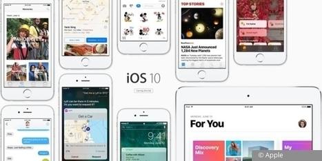 iOS 10 - Neue Funktionen bei Geräteverwaltung und -Management   Lernen mit iPad   Scoop.it