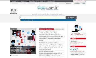 Le portail data.gouv.fr passe en V2 avec des fonctions collaboratives | Journées MITIC - Open data | Scoop.it