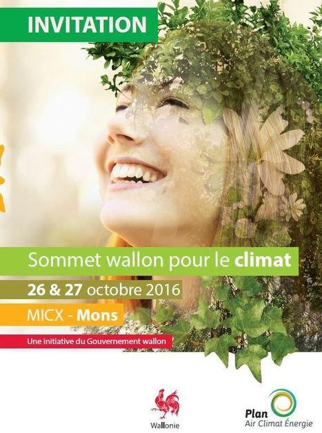 Sommet wallon pour le climat | Economie circulaire | Scoop.it