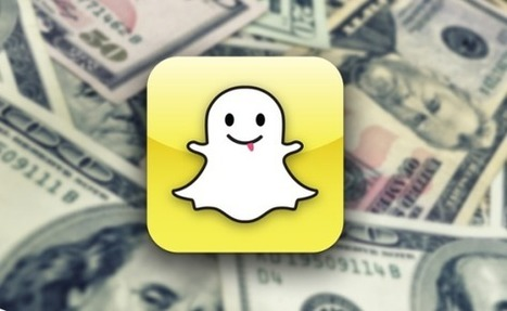 Who needs Facebook? Snapchat is raising another $55M, with a $2B valuation | Social Media Marketing News | Scoop.it