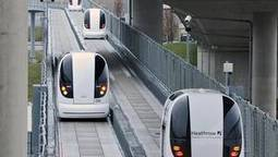 Why driverless cars will trump transit rivals | leapmind | Scoop.it