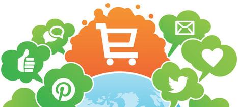 L'e-commerce à la conquête des réseaux sociaux - WebLife | Initia3 - Conseils numériques TPE - PME | Scoop.it