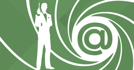 Shaken Not Stirred: The Importance Of a Name In Email Marketing | Social Media | Scoop.it