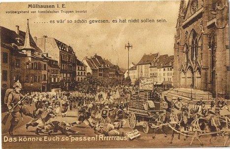Batalla de Mulhouse (del 7 de Agosto al 10 de Agosto de 1914)   HEMEROTECA   Scoop.it