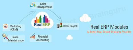 Real ERP - Customer Relationship Management Software | Real ERP Software | Scoop.it