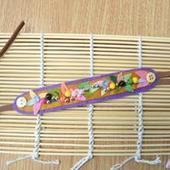 Instruction for Making a Vintage Felt Flower Bracelet with Beads and Suede Cord | bracelets | Scoop.it