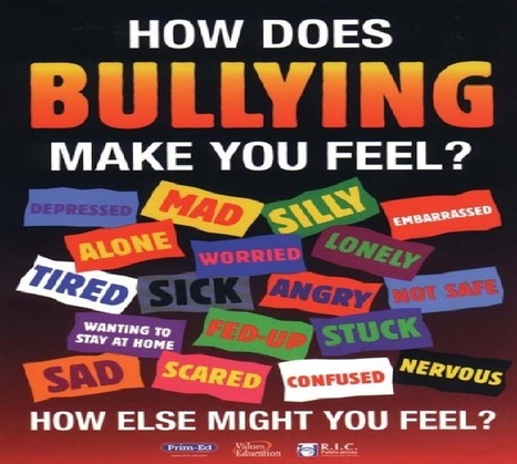How-does-bullying-Make-you-Feel-stop-bullying-in-schools-30694626-723-649.png (723x649 pixels) | child mental illness | Scoop.it