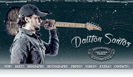 With Mike Stern || DALLTON SANTOS || Official Website | Beautiful Guitar Solo Song | Scoop.it