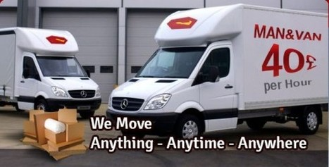 Man & Van Services -Relocating Across the Metropolis with Safety  - Bubblews | Services | Scoop.it
