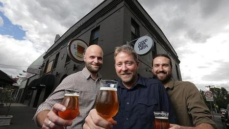 Fancy a bite and an ice cold beer? Check out Melbourne's top 25 best pubs   Culture   Scoop.it
