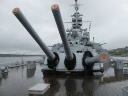 USS Massachusetts BB-59 – WalkAround | History Around the Net | Scoop.it