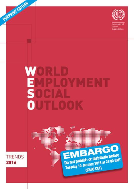 [PDF] World Employment Social Outlook | Edumorfosis.it | Scoop.it