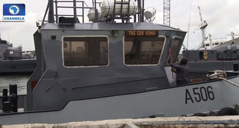 Maritime Security: Navy Builds First Tugboat - Channels Television | Maritime security | Scoop.it
