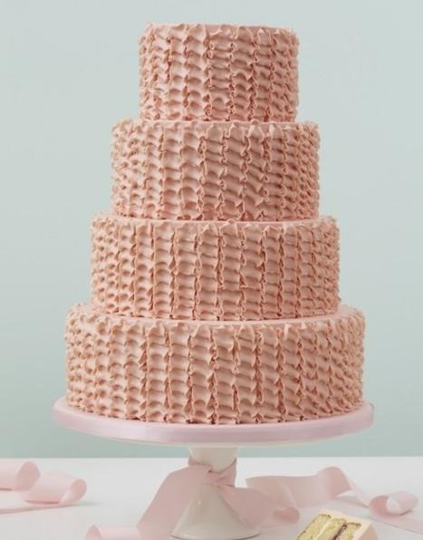 Lovely wedding cakes by Peggy Porschen - JasmineWay Blog | Cake decorators | Scoop.it