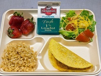 Pink slime's school lunch comeback hits 7 states | Vertical Farm - Food Factory | Scoop.it